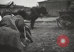 Image of prisoners Poland, 1945, second 29 stock footage video 65675061517