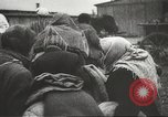 Image of prisoners Poland, 1945, second 32 stock footage video 65675061517