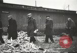 Image of prisoners Poland, 1945, second 39 stock footage video 65675061517