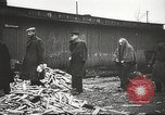 Image of prisoners Poland, 1945, second 40 stock footage video 65675061517
