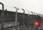 Image of prisoners Poland, 1945, second 43 stock footage video 65675061517