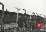 Image of prisoners Poland, 1945, second 44 stock footage video 65675061517