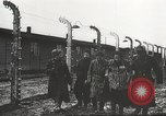 Image of prisoners Poland, 1945, second 46 stock footage video 65675061517