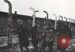 Image of prisoners Poland, 1945, second 47 stock footage video 65675061517