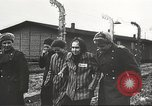Image of prisoners Poland, 1945, second 50 stock footage video 65675061517