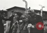 Image of prisoners Poland, 1945, second 51 stock footage video 65675061517
