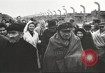 Image of prisoners Poland, 1945, second 53 stock footage video 65675061517