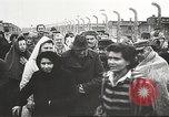 Image of prisoners Poland, 1945, second 56 stock footage video 65675061517