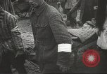 Image of prisoners Poland, 1945, second 58 stock footage video 65675061517