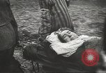 Image of prisoners Poland, 1945, second 61 stock footage video 65675061517
