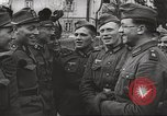 Image of Nazi troops Vienna Austria, 1938, second 23 stock footage video 65675061523
