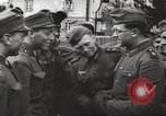 Image of Nazi troops Vienna Austria, 1938, second 25 stock footage video 65675061523