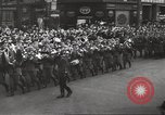 Image of Nazi troops Vienna Austria, 1938, second 61 stock footage video 65675061523