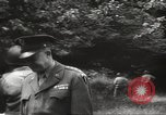 Image of Dwight Eisenhower Normandy France, 1944, second 9 stock footage video 65675061527