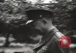 Image of Dwight Eisenhower Normandy France, 1944, second 11 stock footage video 65675061527