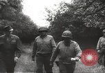 Image of Dwight Eisenhower Normandy France, 1944, second 13 stock footage video 65675061527
