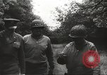 Image of Dwight Eisenhower Normandy France, 1944, second 15 stock footage video 65675061527