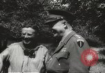 Image of Dwight Eisenhower Normandy France, 1944, second 21 stock footage video 65675061527