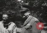 Image of Dwight Eisenhower Normandy France, 1944, second 23 stock footage video 65675061527