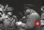 Image of Dwight Eisenhower Normandy France, 1944, second 27 stock footage video 65675061527