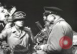 Image of Dwight Eisenhower Normandy France, 1944, second 28 stock footage video 65675061527