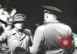 Image of Dwight Eisenhower Normandy France, 1944, second 29 stock footage video 65675061527