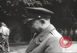 Image of Dwight Eisenhower Normandy France, 1944, second 31 stock footage video 65675061527