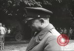 Image of Dwight Eisenhower Normandy France, 1944, second 32 stock footage video 65675061527