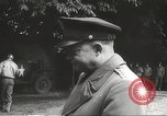 Image of Dwight Eisenhower Normandy France, 1944, second 33 stock footage video 65675061527