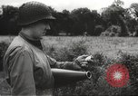 Image of Dwight Eisenhower Normandy France, 1944, second 41 stock footage video 65675061527