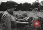 Image of Dwight Eisenhower Normandy France, 1944, second 42 stock footage video 65675061527