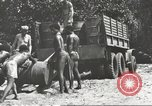 Image of United States soldiers New Guinea, 1943, second 22 stock footage video 65675061549
