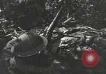 Image of Chinese soldiers Burma, 1944, second 6 stock footage video 65675061588