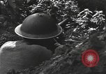 Image of Chinese soldiers Burma, 1944, second 16 stock footage video 65675061588