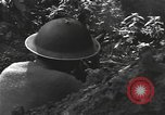 Image of Chinese soldiers Burma, 1944, second 17 stock footage video 65675061588