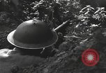 Image of Chinese soldiers Burma, 1944, second 26 stock footage video 65675061588