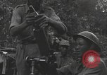 Image of Chinese soldiers Burma, 1944, second 53 stock footage video 65675061588