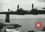 Image of Blohm and Voss BV-238 Germany, 1943, second 18 stock footage video 65675061607