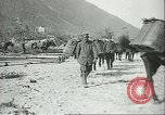 Image of Italian troops Italy, 1918, second 20 stock footage video 65675061617