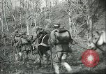 Image of Italian troops Italy, 1918, second 57 stock footage video 65675061617