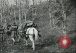 Image of Italian troops Italy, 1918, second 61 stock footage video 65675061617