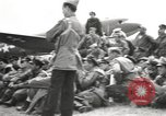 Image of British pilots India, 1944, second 9 stock footage video 65675061625