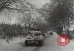 Image of 7th Armored Division Saint Vith Belgium, 1945, second 18 stock footage video 65675061636