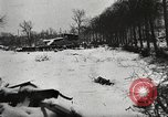 Image of 7th Armored Division Saint Vith Belgium, 1945, second 56 stock footage video 65675061636