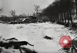 Image of 7th Armored Division Saint Vith Belgium, 1945, second 57 stock footage video 65675061636