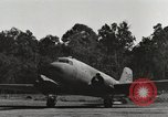 Image of C-47 aircraft Burma, 1944, second 23 stock footage video 65675061653