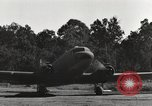 Image of C-47 aircraft Burma, 1944, second 26 stock footage video 65675061653