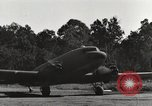 Image of C-47 aircraft Burma, 1944, second 27 stock footage video 65675061653