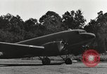 Image of C-47 aircraft Burma, 1944, second 30 stock footage video 65675061653