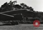 Image of C-47 aircraft Burma, 1944, second 33 stock footage video 65675061653